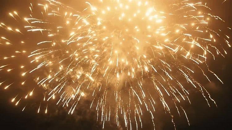 Firework Festival: Stock Video