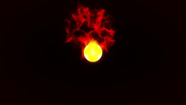 FireBall Logo: After Effects Templates