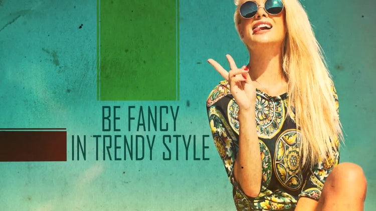 Vintage Opener - Fashion Promo: After Effects Templates