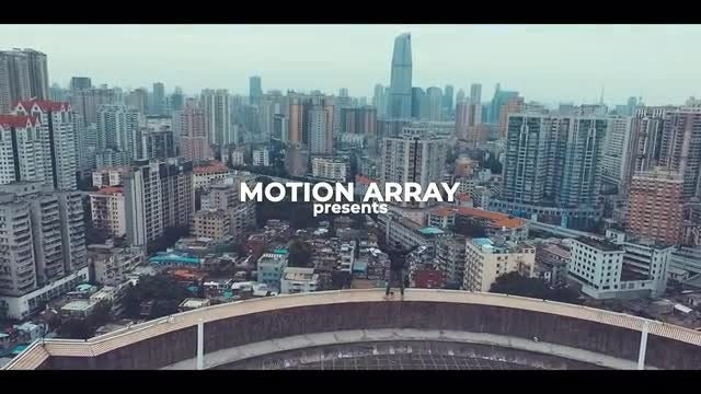 Minimal Urban Promo: After Effects Templates