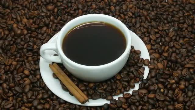Coffee And Cinnamon: Stock Video