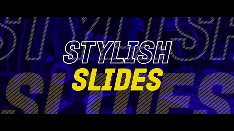 Stylish Promo: Premiere Pro Templates