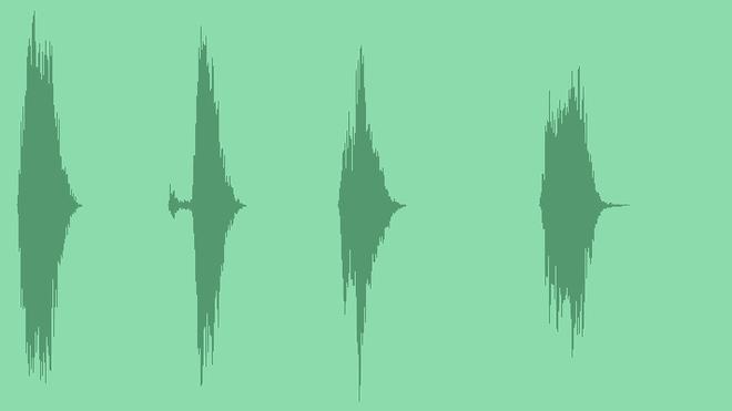 Begin Hologram: Sound Effects