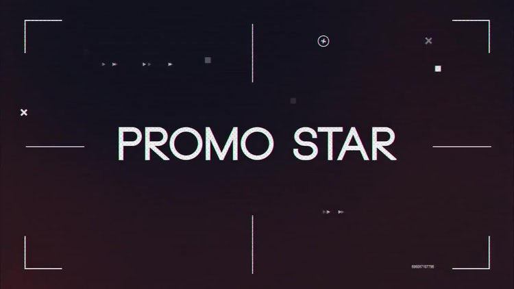 Promo Star: After Effects Templates