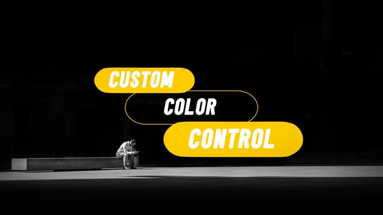 Creative Dynamic Titles 4k: After Effects Templates
