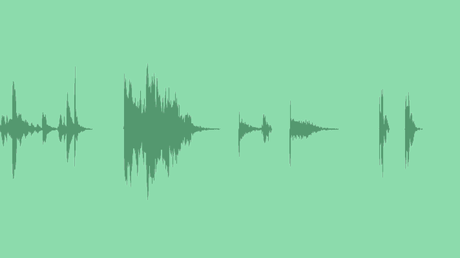 Be The Logo: Sound Effects