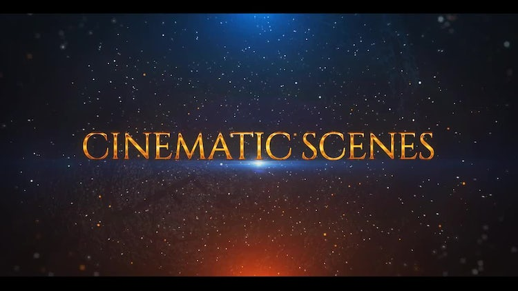 Cinematic Epic Trailer: After Effects Templates