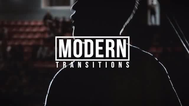 Modern Transitions: Premiere Pro Presets