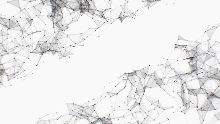 Plexus Background 05: Motion Graphics