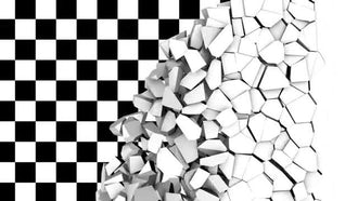 Wall Destruction Transitions Pack: Motion Graphics