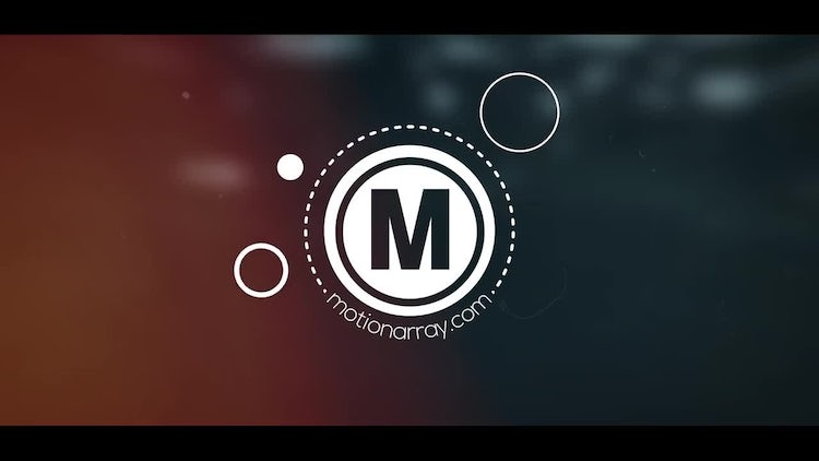Short Logo Intro After Effects Templates Motion Array