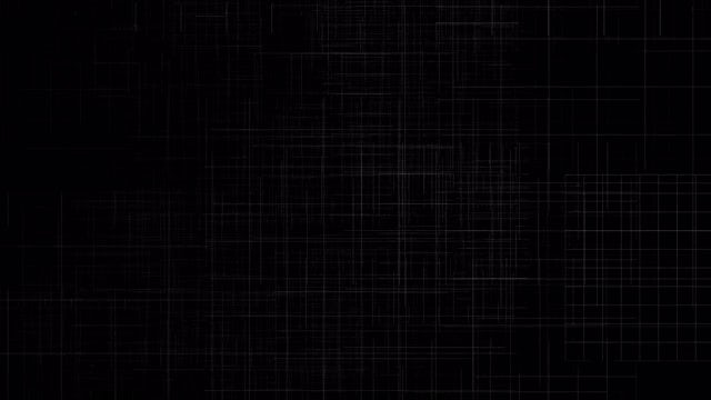 Square Lines: Stock Motion Graphics