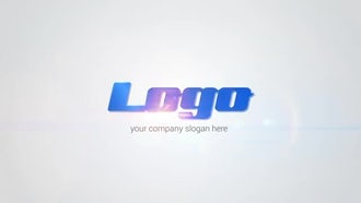 Simple Corporate Logo: After Effects Templates
