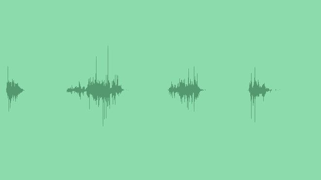 Polyethene Bag Rattling: Sound Effects