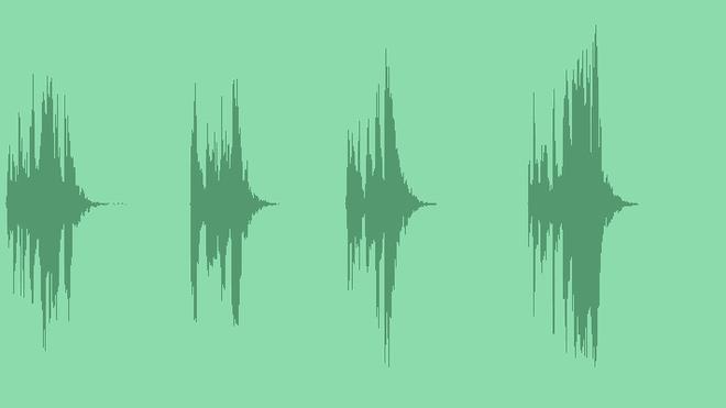 Brass Short Notifs: Sound Effects