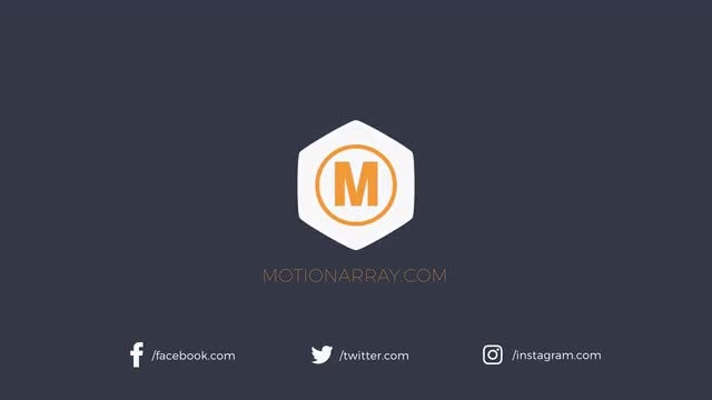Social Logo Reveal: After Effects Templates