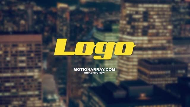 Fast Rectangle Logo Reveal: After Effects Templates