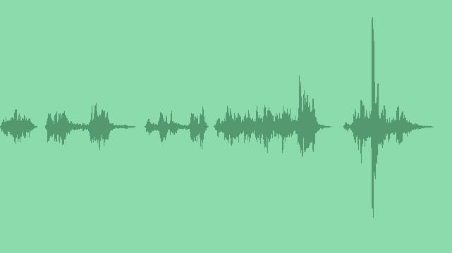 Screech Train: Sound Effects