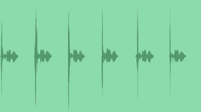 Step Foot: Sound Effects