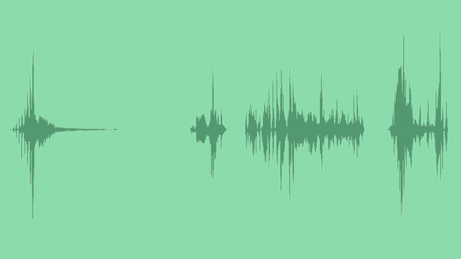 Digital Glitch Sounds: Sound Effects