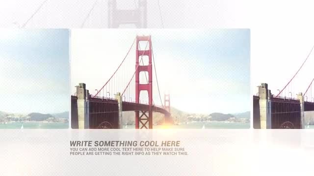 Elegant Dolly: After Effects Templates