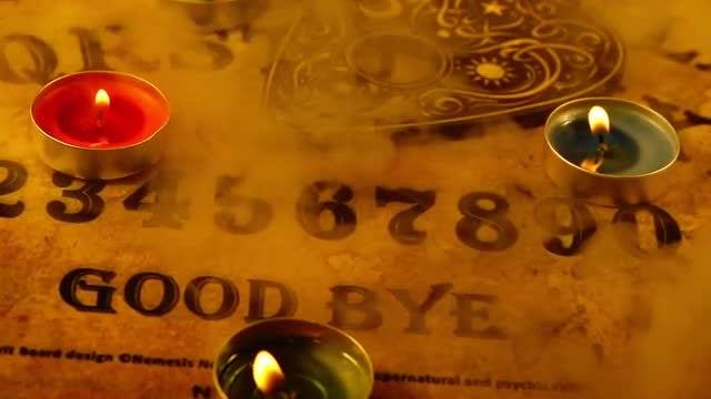 Summoning Ghosts: Stock Video