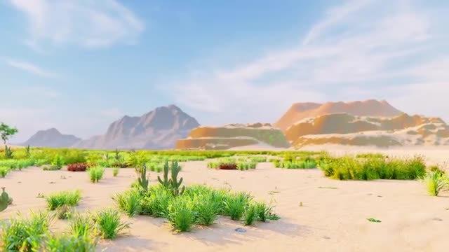 Desert Pack: Stock Motion Graphics