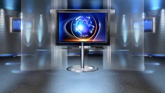 Virtual Set Studio 3 : Motion Graphics