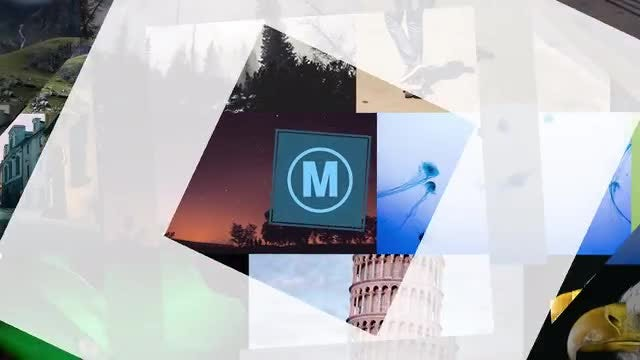 Photo Diamond Logo: After Effects Templates