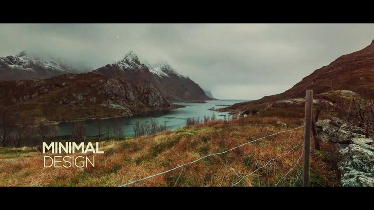 Lite Opener: After Effects Templates