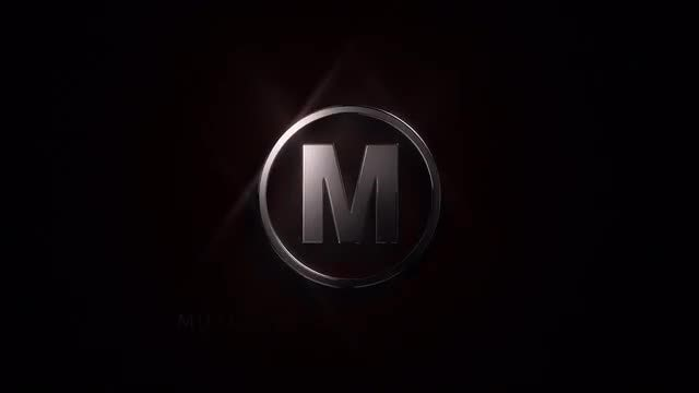 Metallic Logo: After Effects Templates