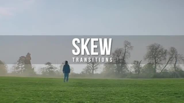 Skew Transitions - Premiere Pro Presets   Motion Array