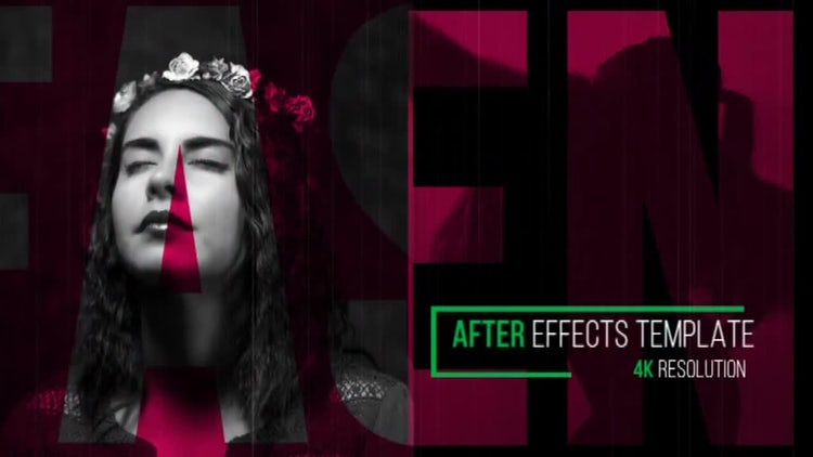 Fashion Slide Show: After Effects Templates