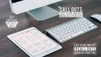 Call Out Titles: After Effects Templates