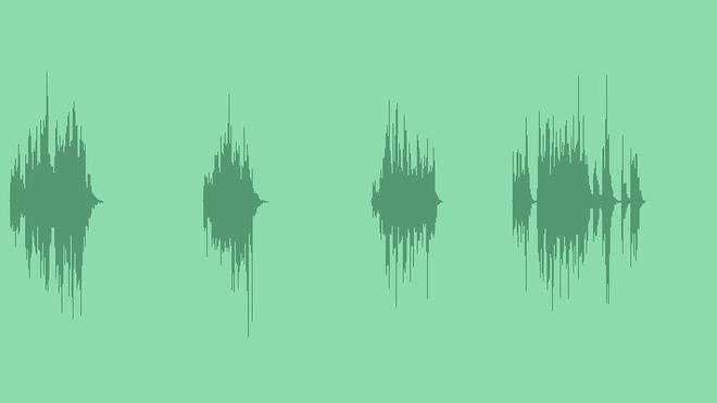 Welder Bot Sound Elements: Sound Effects