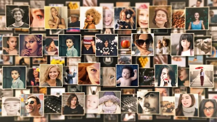 3D Photo Gallery: After Effects Templates