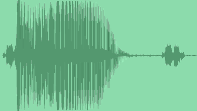 Deep Bass Logo: Royalty Free Music