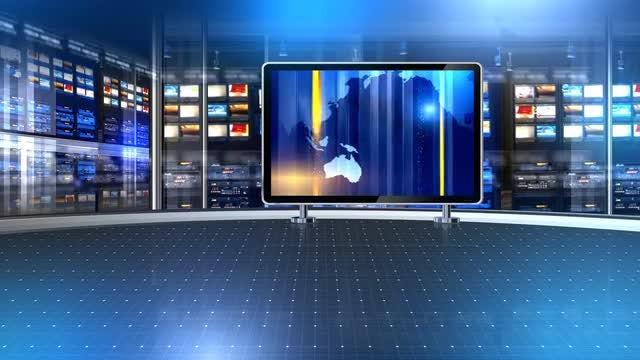 Virtual Set Studio 4: Stock Motion Graphics