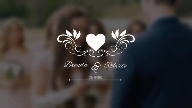 Wedding Title: Premiere Pro Templates