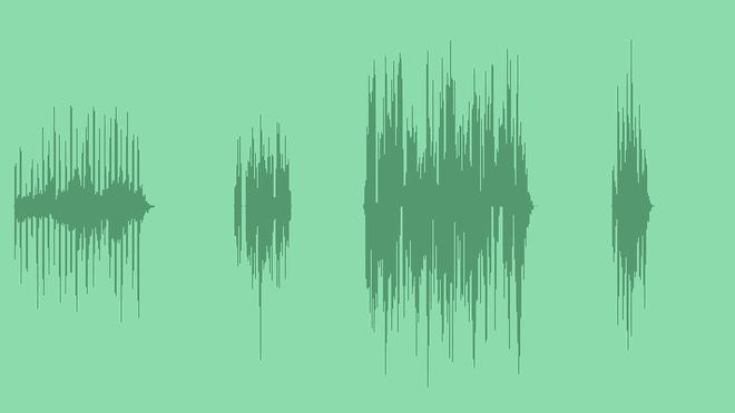 Data Telemetering: Sound Effects