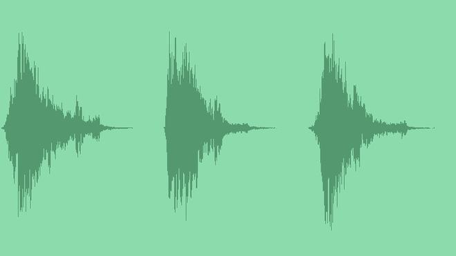 Logo Ident: Sound Effects