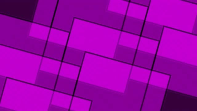 Violet Squares: Stock Motion Graphics