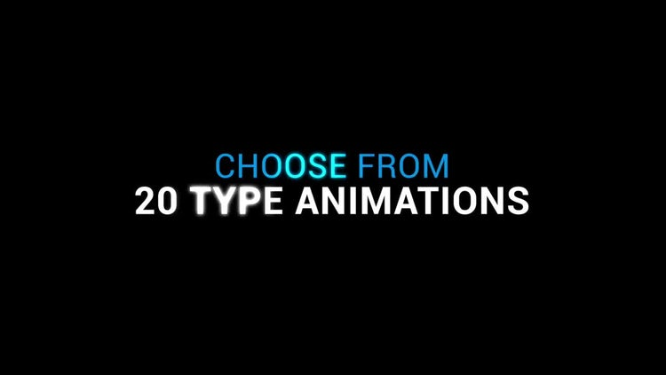 Text Kit: After Effects Templates