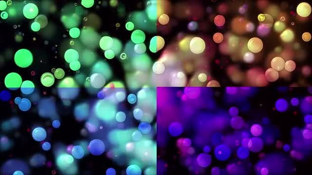 Bubbles: Stock Motion Graphics