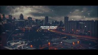 Digital Parallax Slideshow: After Effects Templates