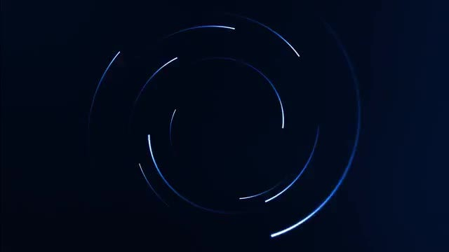 Circle Streak Reveal: After Effects Templates
