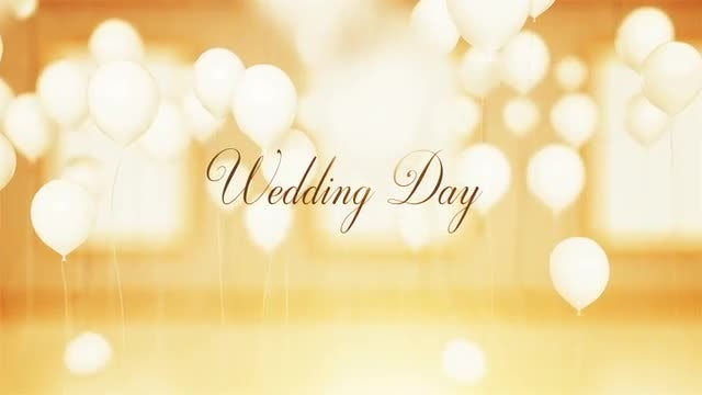 Wedding Dreams: After Effects Templates