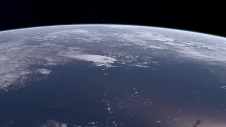 Earth Orbit: Stock Motion Graphics