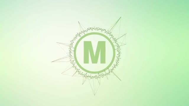 Hi-Tech Plexus Theme Logo Reveal: After Effects Templates