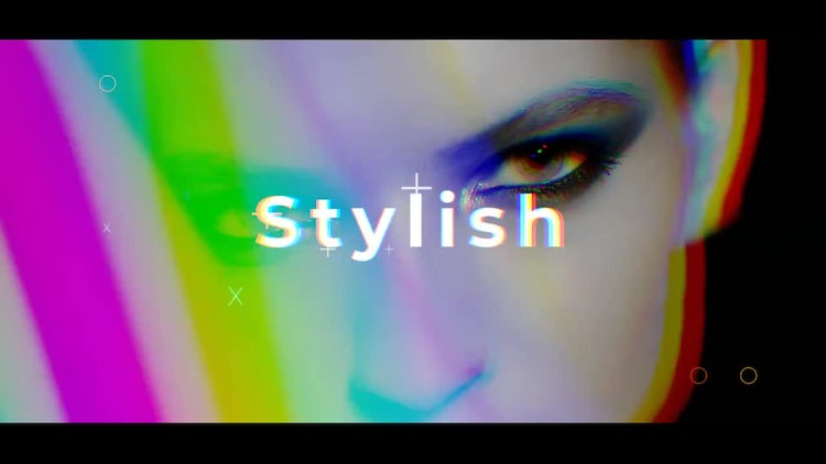 Fashion Modern: After Effects Templates